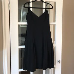 Black Wool JCrew dress